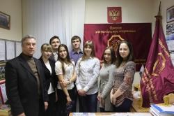 16 декабря 2014 г. - в ДК им. Ф.Э. Дзержинского города Омска прошла встреча с обучающимися в Техническом университете