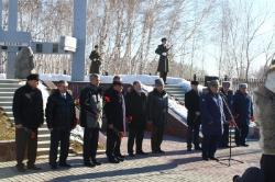 21 марта 2015 г. - Встреча ветеранов боевых действий, молодежи города Омска с героями СССР, России