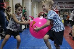 26 декабря 2014 г. - детский спортивный праздник на призы Деда Мороза