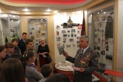 26 ноября 2014 г. - встреча с детским домом города Исилькуля омской области