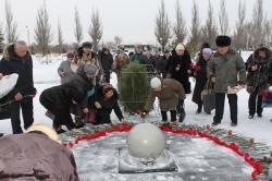26 ноября 2015г. - День памяти погибшим на Северном Кавказе.