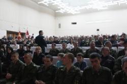 26 марта 2015 г - Торжественное собрание военнослужащих внутренних войск посвященное 205 годовщине создания