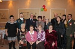 27 ноября 2014 г. - встреча и чествование матерей ветеранов боевых действий погибших при исполнении служебного долга
