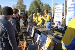 27 сентября 2014 года на территории парка культуры «Зеленый остров» на реке Иртыш состоялся военно-полевой выход для подростков и молодежи города Омска