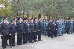 6 октября 2014 года в ОмА МВД России состоялись торжественные мероприятия