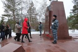 6 ноября 2015 г. - Встреча с семьями погибших Ветеранов боевых действий